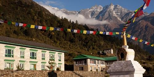 Luxury everest base camp trek- Yeti Mountain Home Lukla