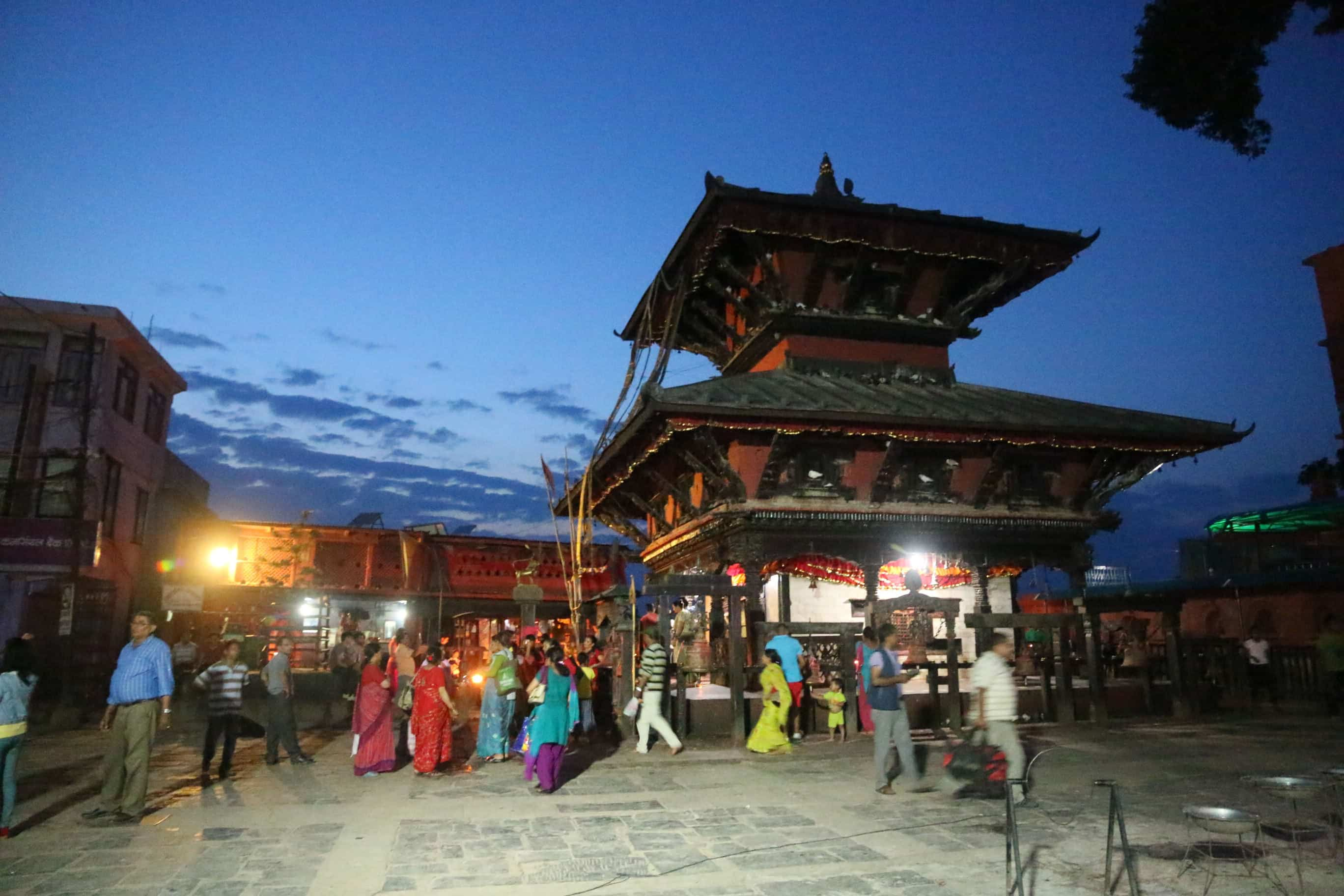 Hindu Pilgrimage Tour in Nepal- Manakamana Temple