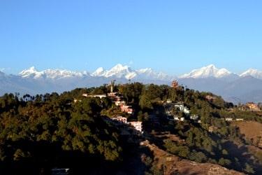 Kathmandu short Tour- From Nagarkot view sunset and sunrise in High Himalayas