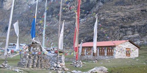 Spiritual tour in Nepal - Gosaikunda