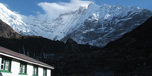Tamang Heritage Trail Langtang Trekking-Kyangjing Gompa Lodge