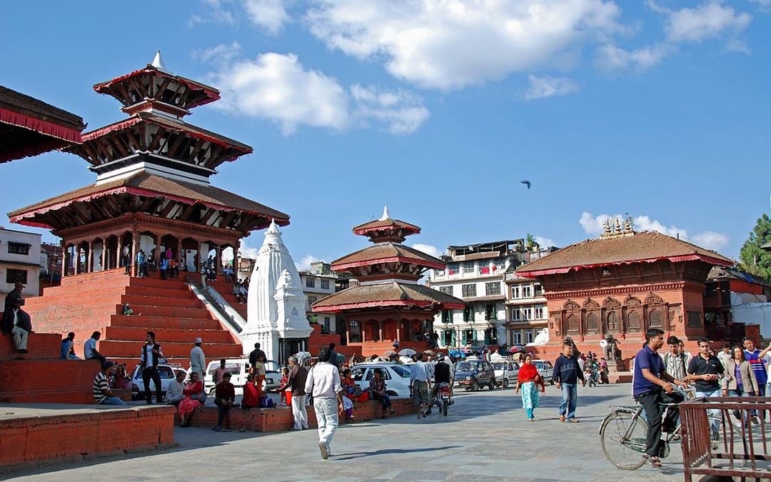 Kathmandu Durbat Square Cultural Heritage of Nepal