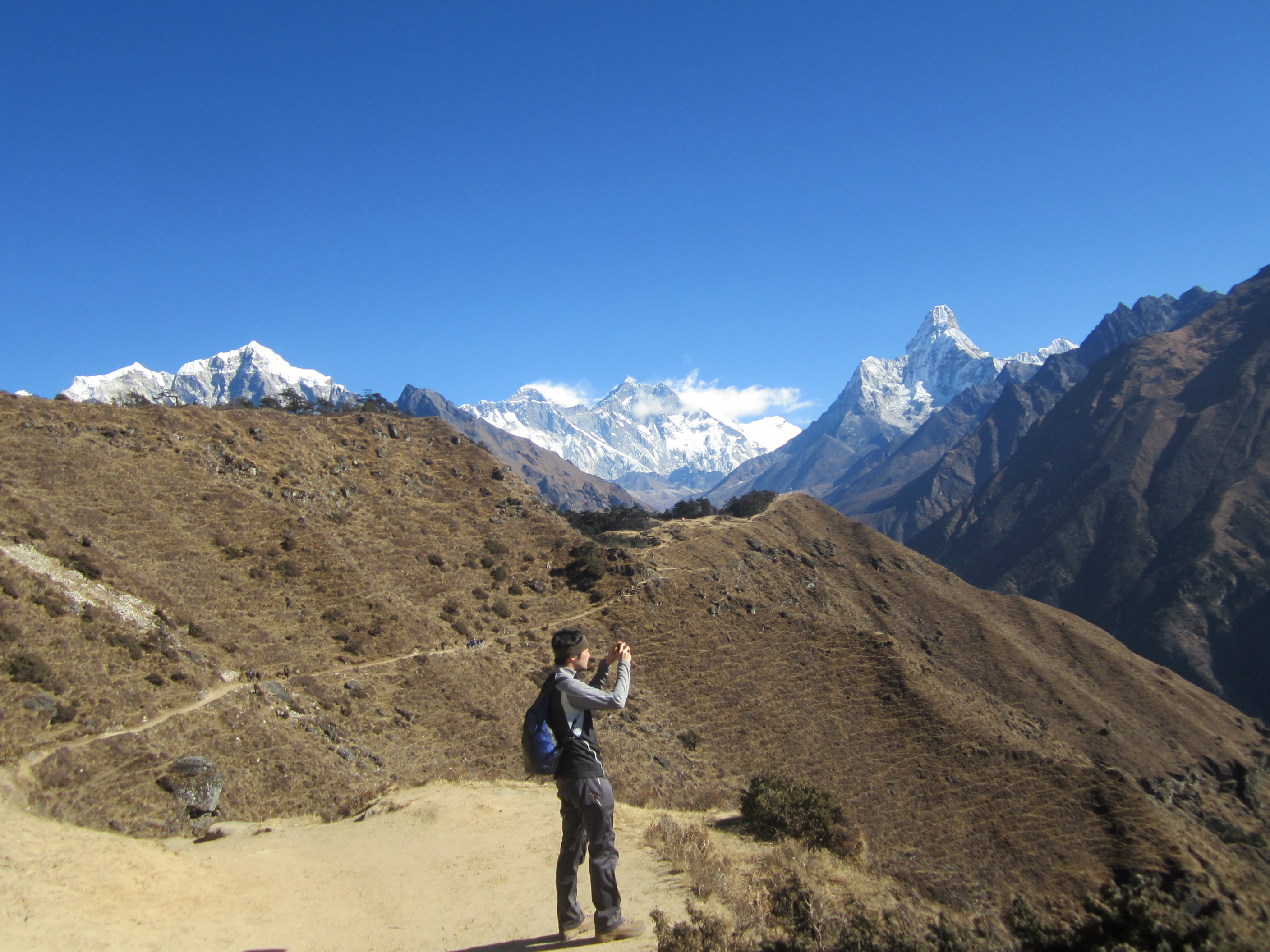 Family Adventure holiday to Mount- Shyangboche (3780m)