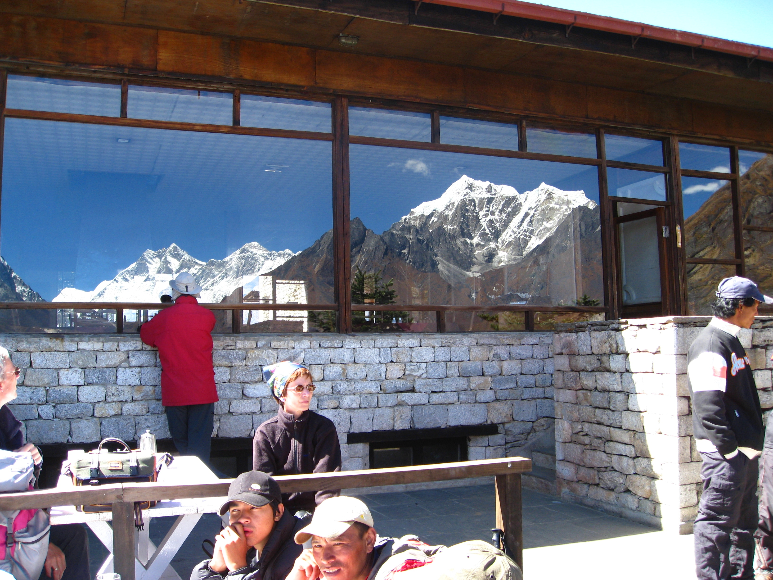 Namche Bazaar trek - Everest view hotel