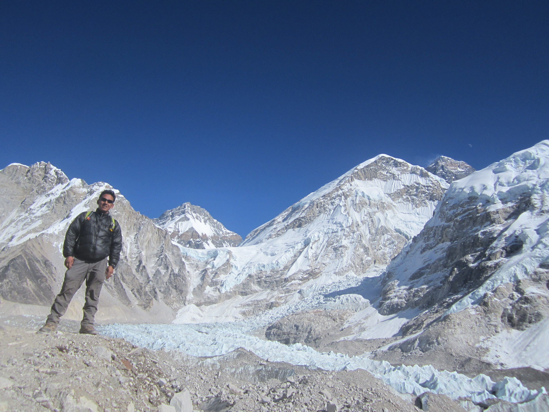 EBC trek - 10 days - Everest Base Camp 5364m/17594ft.