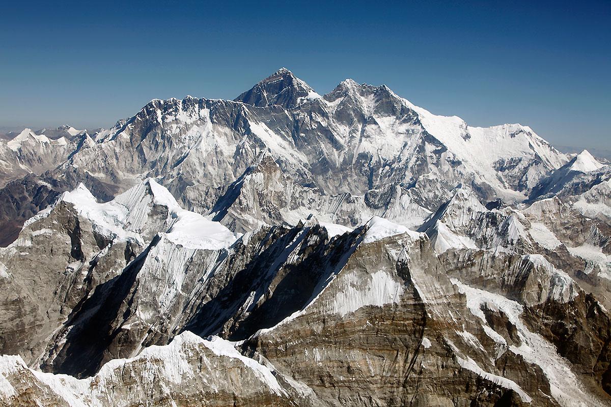 EBC Trek- Mount everest(8848 m)