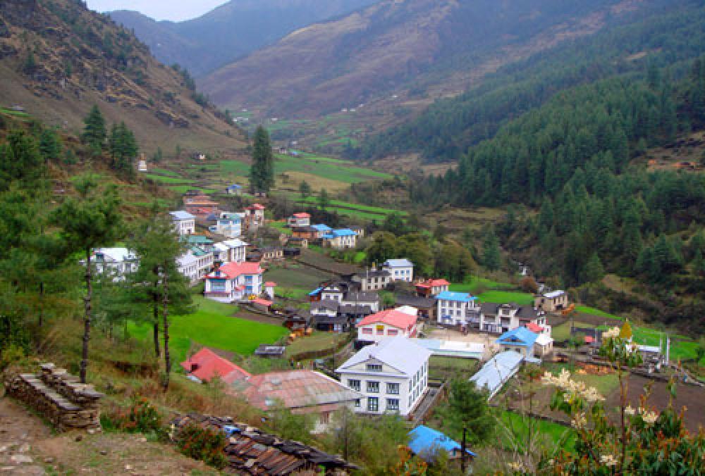 Lower Solukhumbu Eco Trek Lower Solu Khumbu Cultural Eco