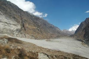 This place was a huge village before the devastating earthquake from 25th April 2015.