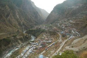 The landscape image of Syaprubeshi