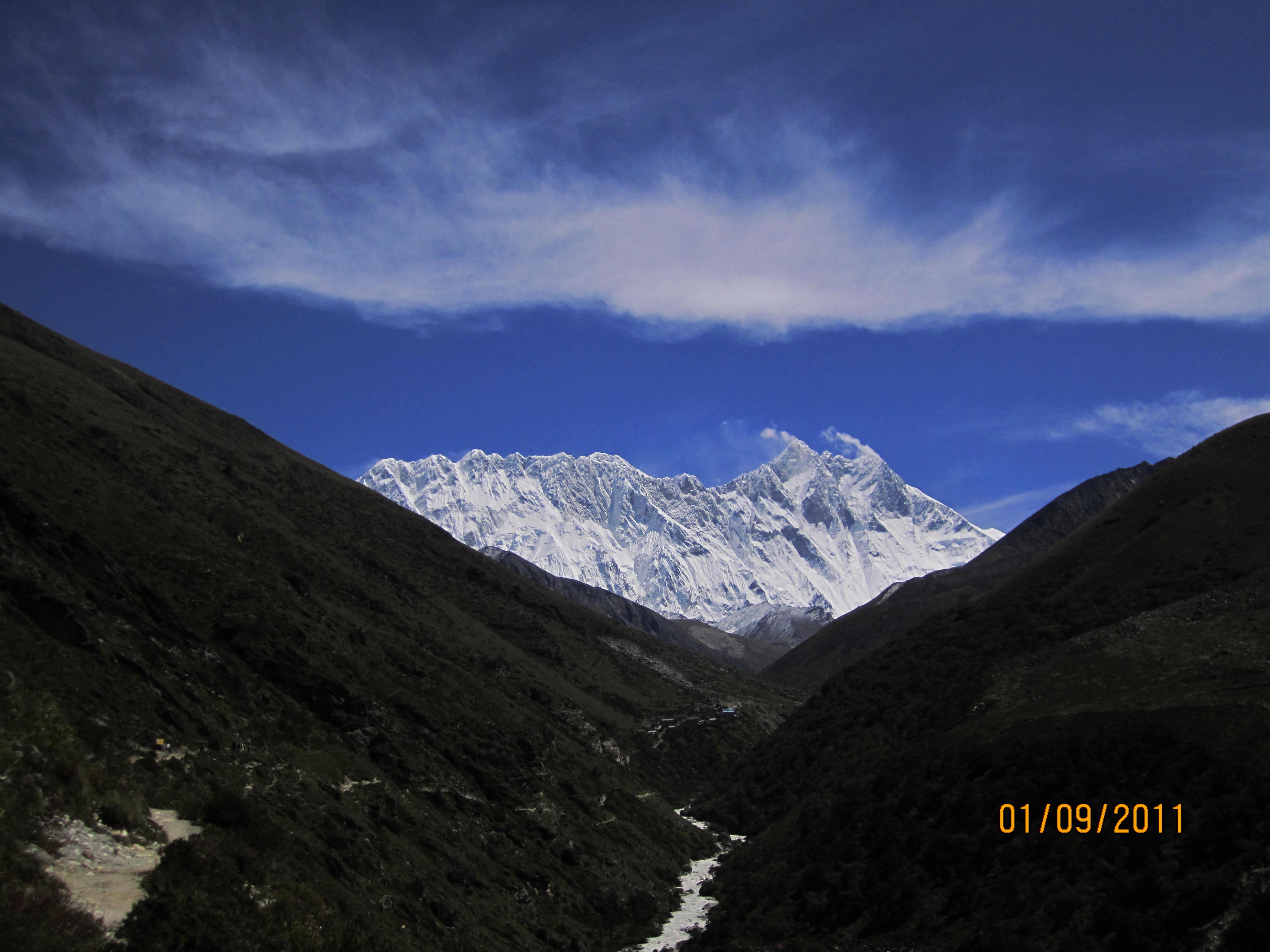 Khumbu valley trekking -  Mount Everest