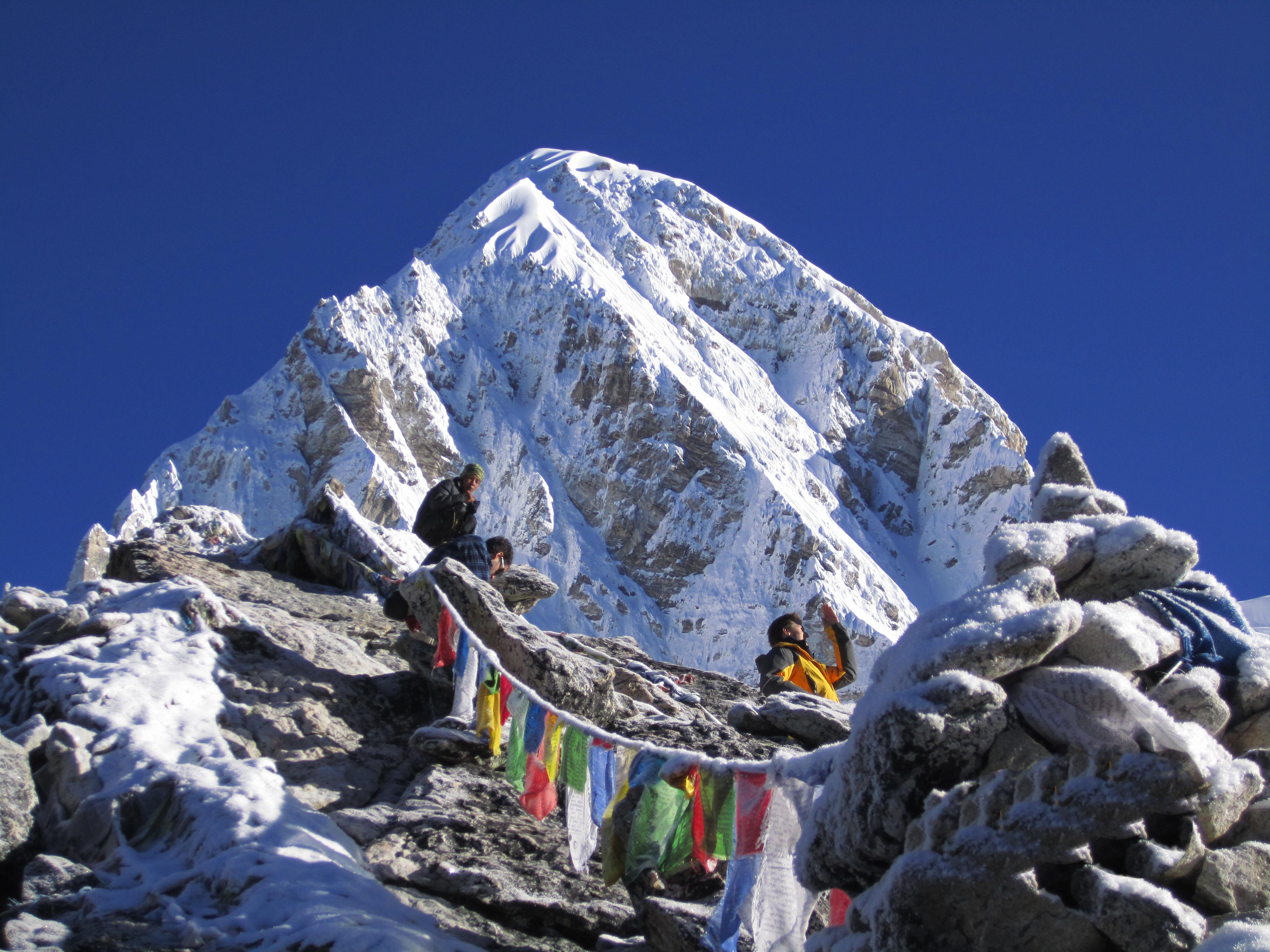Kalapattar-5555 m