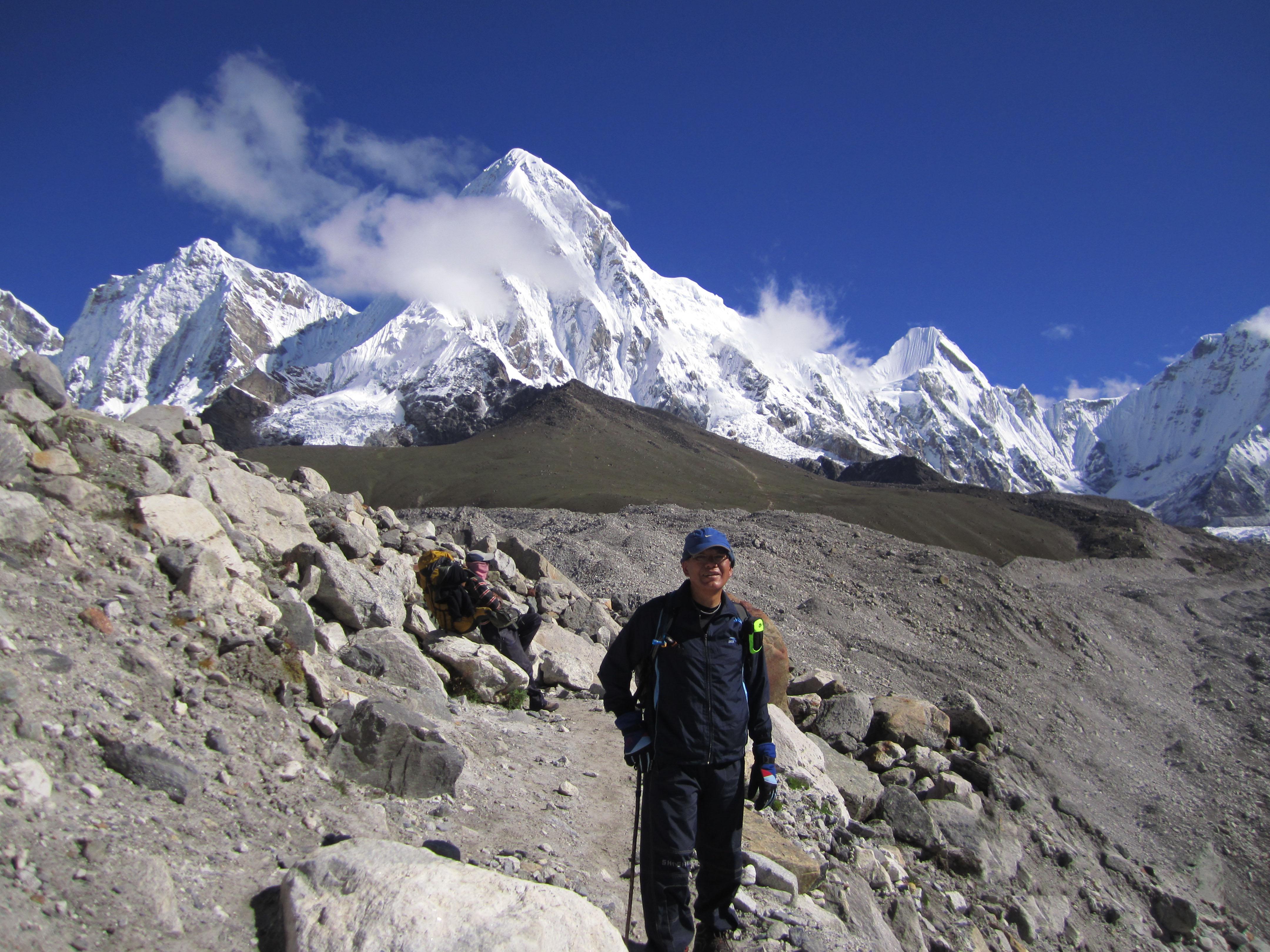 Mout Pumori (7161 m)
