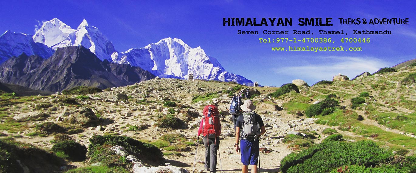 Himalayan Smile Trek cover Photo