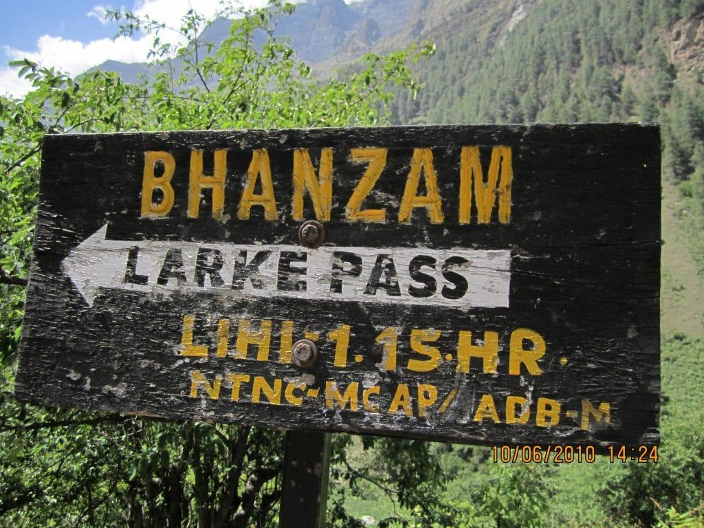 Manaslu circuit trek Nepal- Trail Arrow