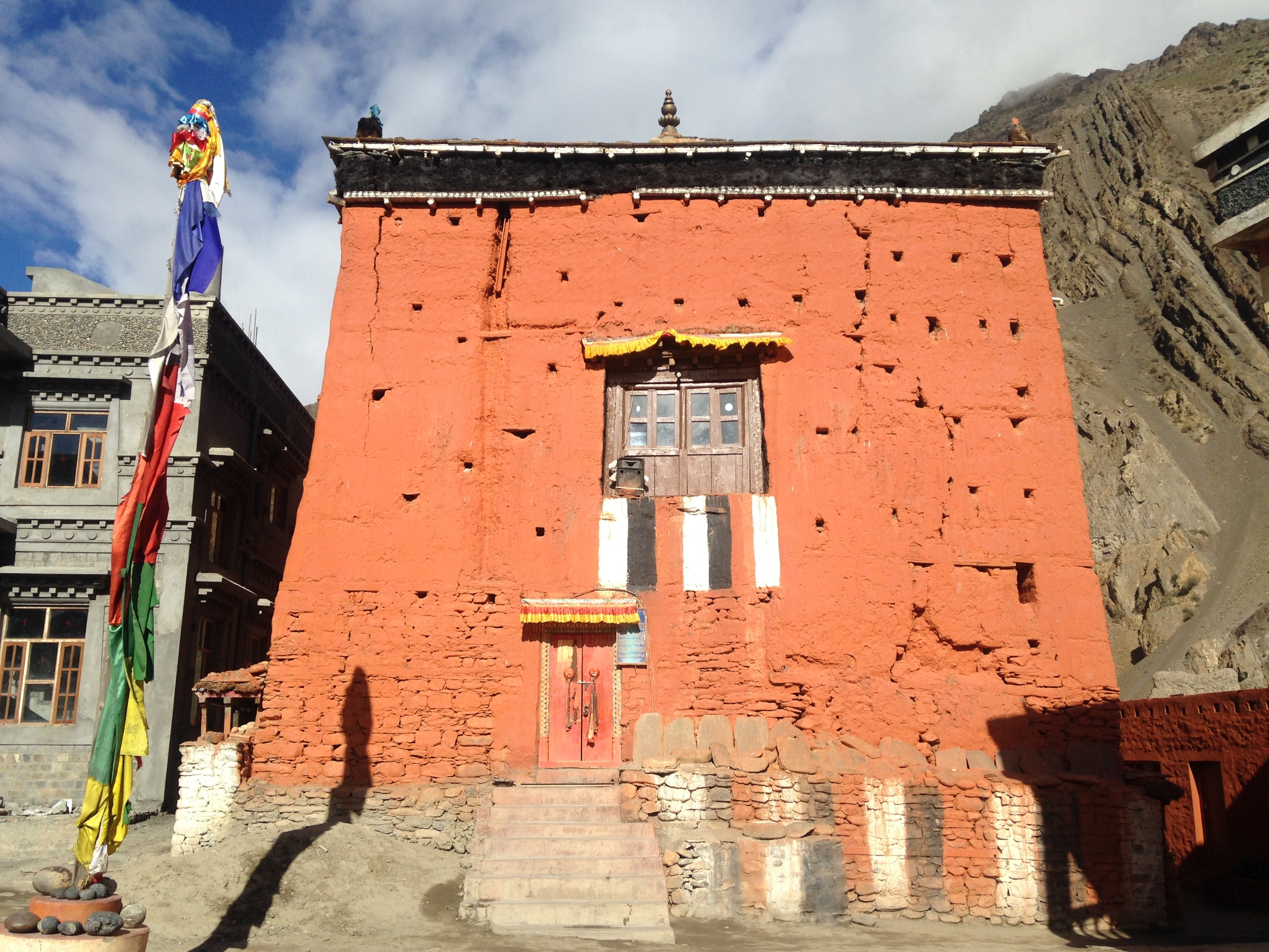 Muktinath Package Tour- Kagbeni Monastery