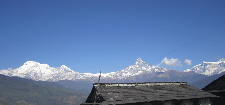 Best Hikes in Nepal - Dhampus hiking