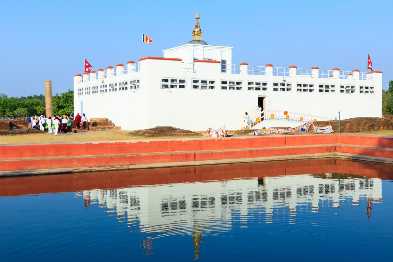 Best Nepal Tour - Lumbini the birthplace of buddha