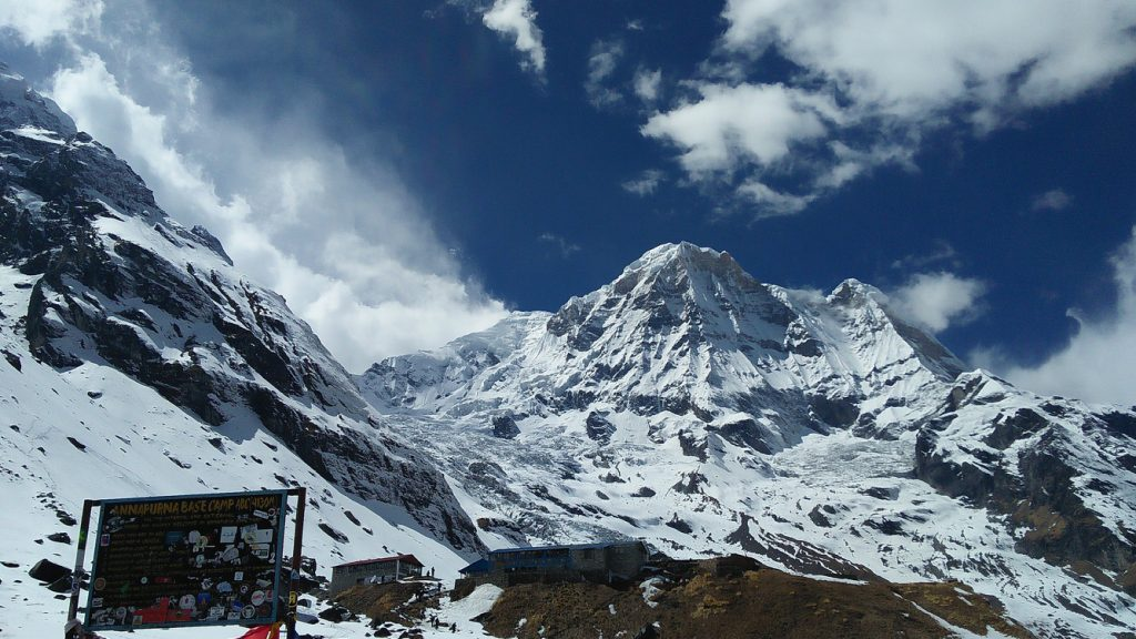 Best treks in Nepal - Annapurna Base Camp