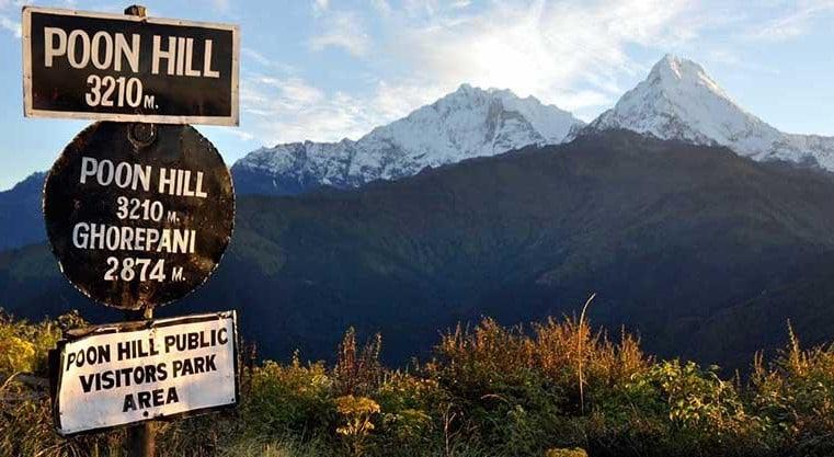 Best treks in Nepal - Poon Hill trek