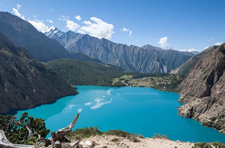 top 5 treks to do in summer in Nepal - Upper Dolpo