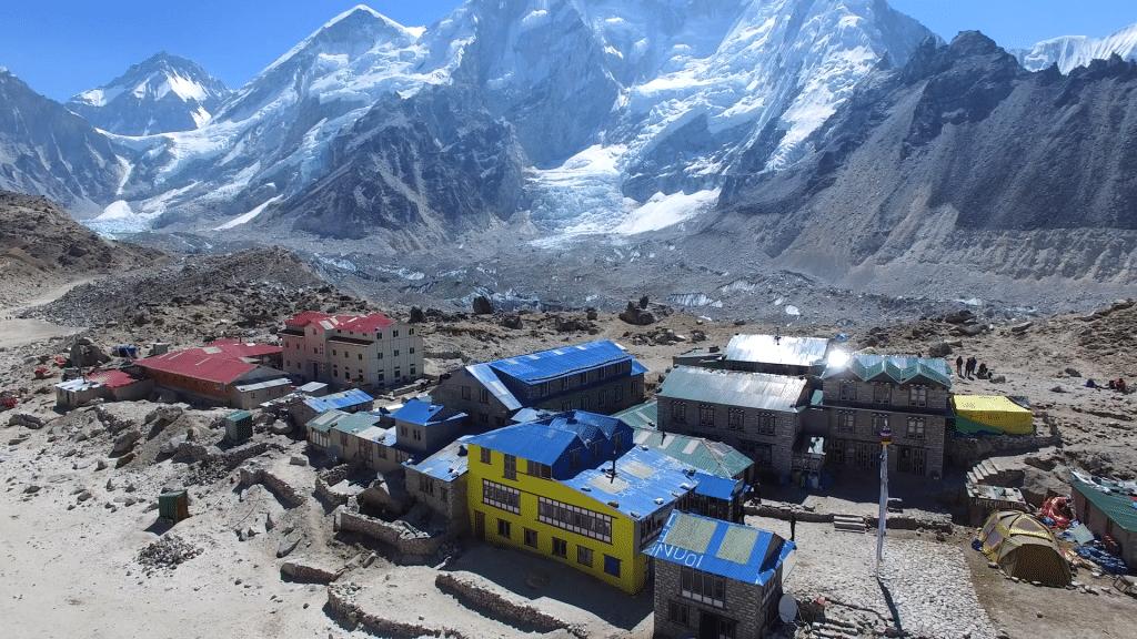 how long to trek to Everest Base Camp - Gorakshep