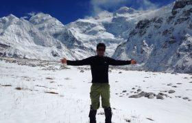 Kanchenjunga Limbu cultural trekking
